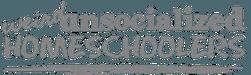 'Weird Unsocialized Homseschoolers' blog logo